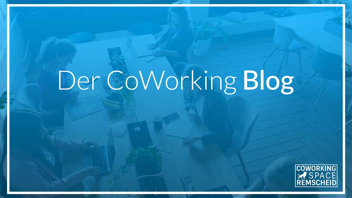 CoWorking Remscheid Blog